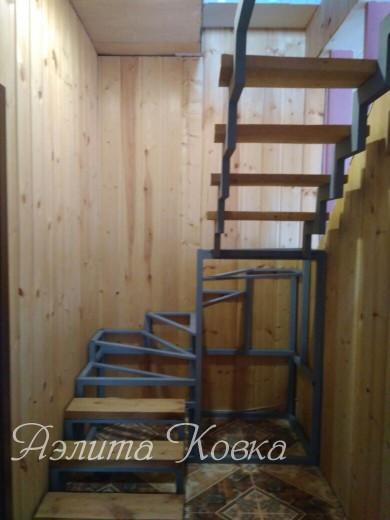 Лестница каркас