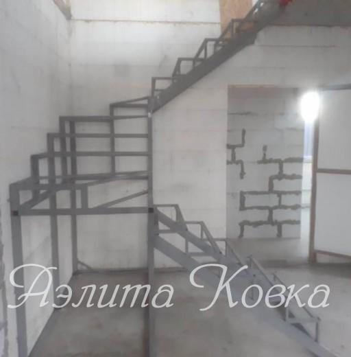 Лестница под отделку