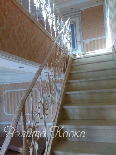 Перила на лестницу, д.Касимово